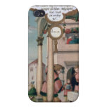 Lazarus and the Rich Man's Table iPhone 4/4S Cover
