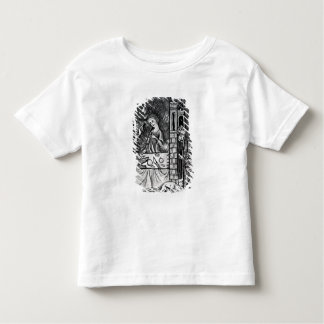 Lazarus at the rich man's gate toddler T-Shirt