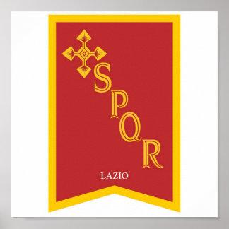 lazio Italy Posters