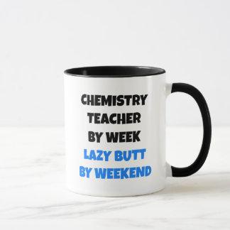 Lazy Butt Chemistry Teacher