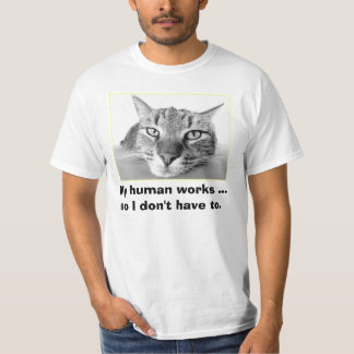 Lazy Cat T-Shirt
