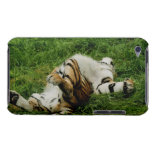 Lazy Day Tiger iPod Case-Mate Case