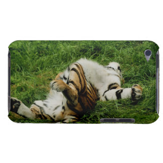 Lazy Day Tiger IPod Touch Case