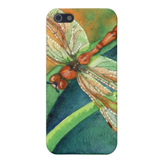 Lazy Days - Dragonfly iPhone 5/5S Case