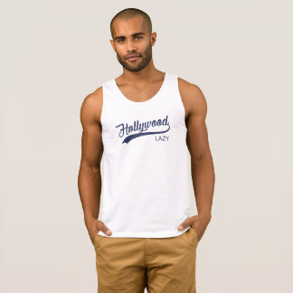 Lazy Hollywood Vintage Vest | Blue