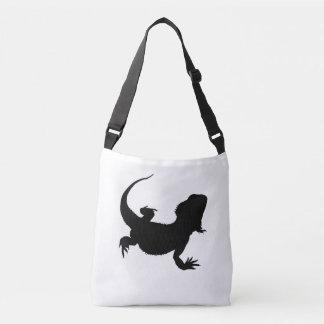 Lazy Lizard Crossbody Bag