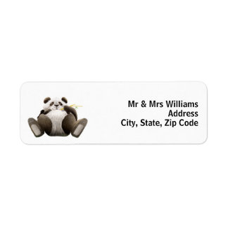Lazy Panda Return Address Label