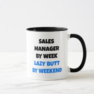Lazy Sales Manager Joke