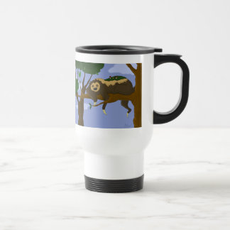 Lazy Sloth Coffee Mug