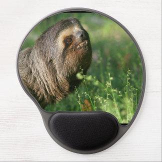 Lazy Sloth Gel Mouse Mat