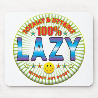 Lazy Totally Mousemats