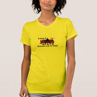Lazy? Women's T-Shirt