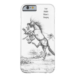 "LB19 ""Your Mobile Phone's Ringing"" iPhone 6 Barely There iPhone 6 Case"