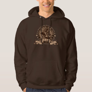 LB Dogs Hooded Sweat Shirt