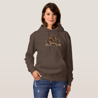 LB Dogs Woman's Hooded Sweatshirt