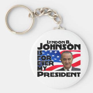 LB Johnson Forever Keychains
