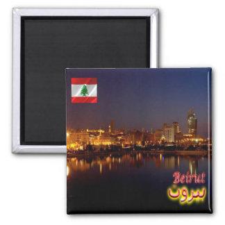LB - Lebanon - Beirut Magnet