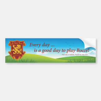 LBB Every day Bumper Sticker