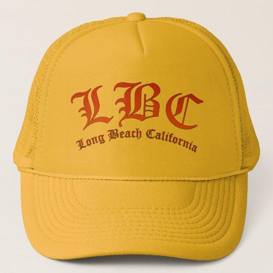 LBC - Long Beach California Cap