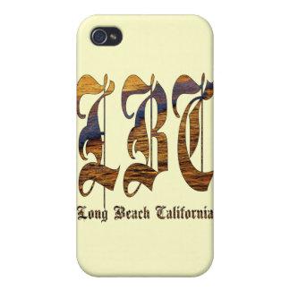 LBC - Long Beach California - Ocean iPhone 4 Cover