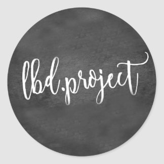 LBD.Project stickers
