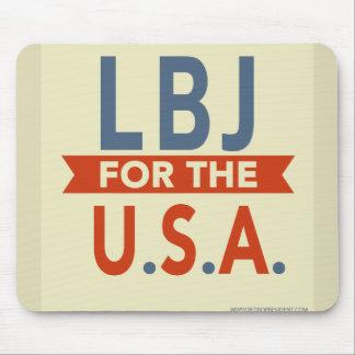 LBJ-1964 - Customized Mouse Pad