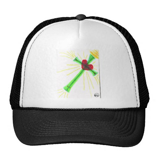 LC template Trucker Hat