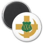 LCA Friendship Pin Colour Refrigerator Magnets
