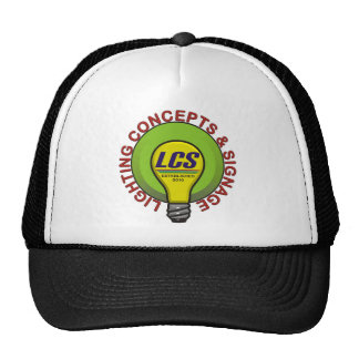 LCS Logo Items Mesh Hats