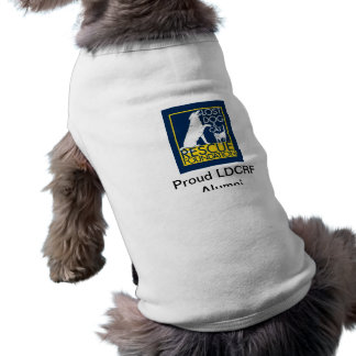 LDCRF Alumni Pet Shirt