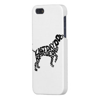 LDDR doggy shape iphone5/5S case iPhone 5/5S Cover