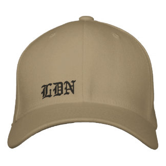 LDN EMBROIDERED CAP