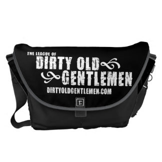 LDOG Large Messenger Bag