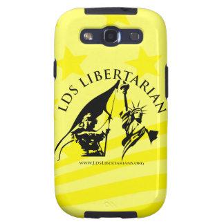 LDS Libertarian Galixy SIII case Galaxy S3 Covers