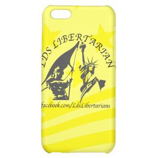 LDS Libertarian iPhone 5 Case Savvy Matte