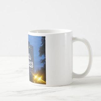 LE2 block Coffee Mug