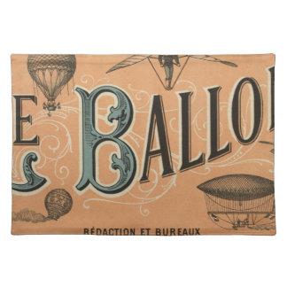 Le Ballon Rédaction et Bureaux Placemat