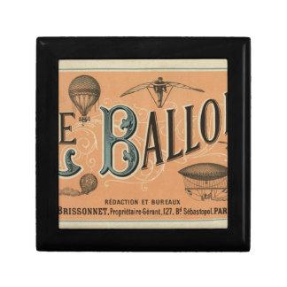 Le Ballon Rédaction et Bureaux Small Square Gift Box