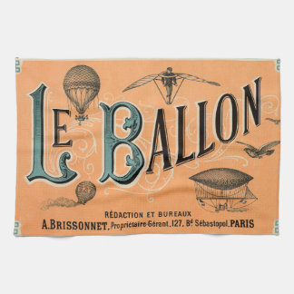 Le Ballon Tea Towel