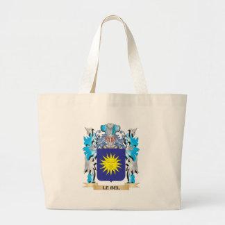 Le-Bel Coat of Arms - Family Crest Bag