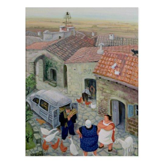 Le Boulanger Postcard