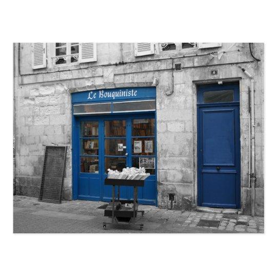 Le Bouquiniste Postcard