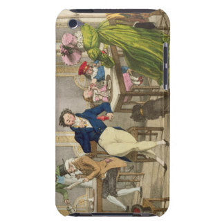 Le Cafe, pub. by Rodwell and Martin, 1820 (colour iPod Touch Cover