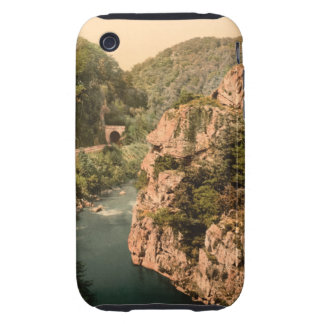 Le Cantal Auvergne Mountains France iPhone 3 Tough Covers