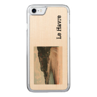 Le cap de Le Havre Cape Le Havre France 1910 Carved iPhone 7 Case