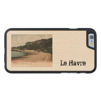 Le cap de Le Havre Cape Le Havre France 1910 Carved® Maple iPhone 6 Slim Case