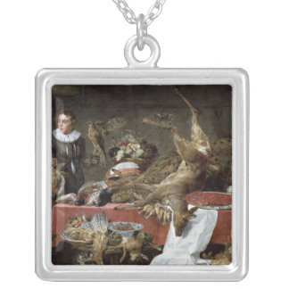 Le Cellier Silver Plated Necklace