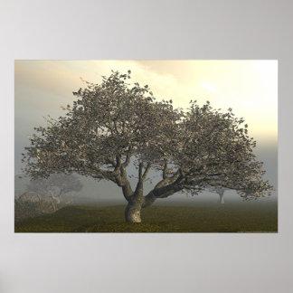 Le Cerisier Poster