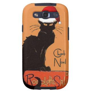 Le Chat Noel Samsung Galaxy S3 Case