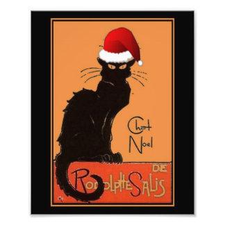 Le Chat Noel Photo